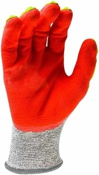 Radians RWG603 Cut Level 5 Sandy Foam Nitrile Coated Gloves