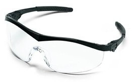 Crews Storm Clear Lens Safety Glasses