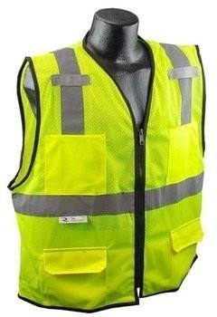 Radians SV7E Economy Surveyor Class 2 Safety Vest