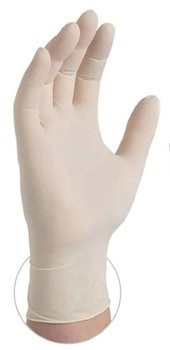 Gloveworks Latex Powdered Gloves