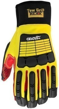 Cestus 3104 Tow Grip Hexx Cut 4 Impact Gloves