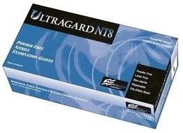 Ultragard UGNT8PF 8 Mil Nitrile Exam Powder Free Gloves