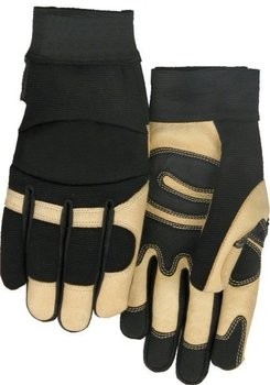 Majestic 2160 Leather Palm Gloves