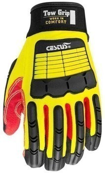 Cestus Tow Grip 3094 Short Cuff Impact Gloves