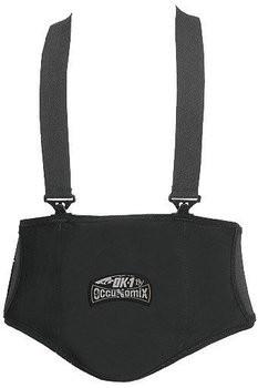 Occunomix OK-1000S Premium Lumbar Back Support With Suspenders