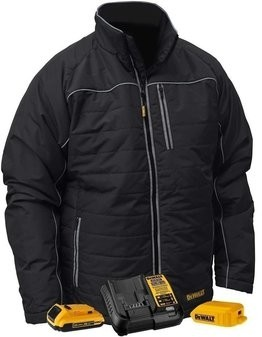 DeWalt DCHJ075D1 Quilted Battery Heated Work Jacket