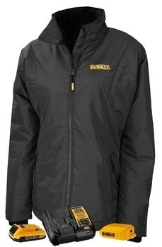 DeWalt DCHJ077D1 Women's Quilted Heated Jacket