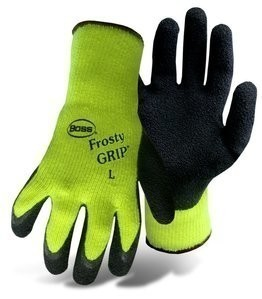 Boss Hi Vis Frosty Grip Gloves