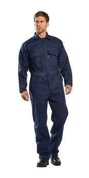 Portwest UFR88 Bizflame FR Coverall