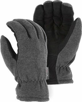 Majestic 1663 Winter Deerskin/Fleece Gloves