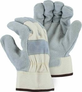Majestic 1800 Split Cowhide Gloves