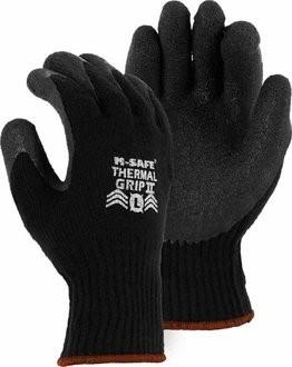 Majestic 3388BK Thermal Grip Gloves