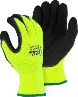 Majestic 3396 Hi Vis Polar Penguin Gloves