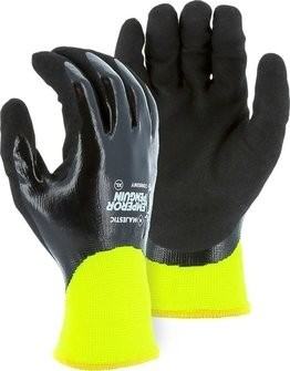 Majestic 3398DNY Emperor Penguin Hi Vis Winter Waterproof Gloves