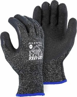 Majestic 34-1570 Dyneema Winter Gloves Cut Level 5