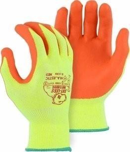 Majestic 35-4365 HPPE Hi Vis Cut Level 3 Gloves