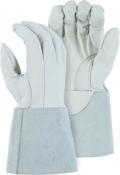 Majestic 3504G TIG Welding Gauntlet Gloves