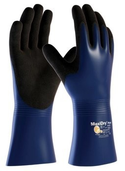PIP MaxiDry Plus 56-530 Ultra Lightweight High Performance Nitrile Coated Gloves