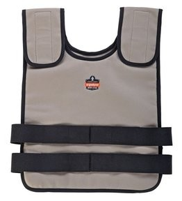 Ergodyne Chill-Its 6202 Khaki Vest