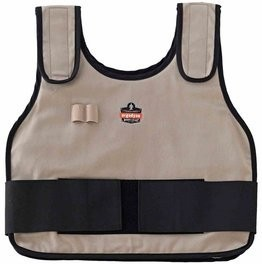 Ergodyne Chill-Its 6235 Phase Change Standard Cooling Vest- Vest Only