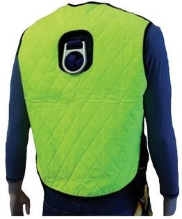 Techniche HyperKewl 6529SH Evaporative Cooling Vest With Safety Harness