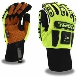 Cordova Ogre 7710 Waterproof Winter Impact Gloves with Silicone Dot Grip