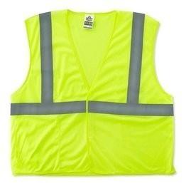 Ergodyne GloWear 8210 HL Economy Hi Vis Vest - ANSI 2