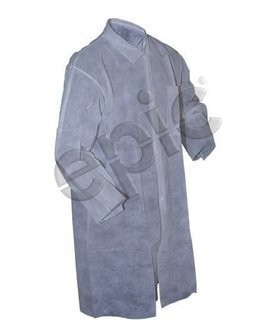 Tian's 845880/845881 Polypropylene Lab Coats with One Pocket