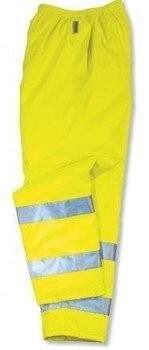 Ergodyne GloWear 8925 Hi Vis Thermal Pants - ANSI 2