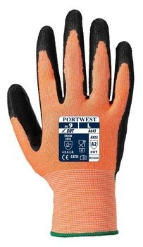 Portwest A643 Cut Level 3 Nitrile Foam Gloves