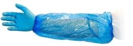Safety Zone Polyethylene Disposable Sleeves - Case/1000