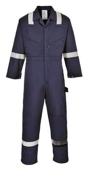 Portwest F813 Iona Poly/Cotton Coveralls