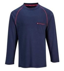 Portwest FR01 Bizflame FR Crew Neck Shirt