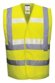 Portwest G470 Glowtex Triple Technology Vest
