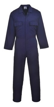 Portwest S999 Euro Work Poly/Cotton Coveralls