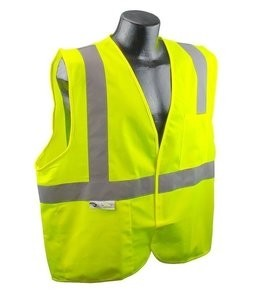 Radians SV2GS Economy Solid Vest - ANSI 2
