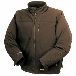DeWalt DCHJ060A Heated Soft Shell Work Heated Jacket - Battery Not Included