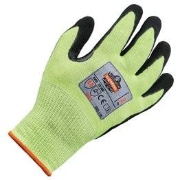 Ergodyne ProFlex® 7041 Hi Vis Nitrile-Coated Cut Level 4 Gloves