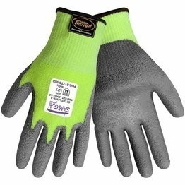 Global Glove PUG517TS Samurai Gloves - Hi Vis Tuffkut liner with TouchScreen Capability