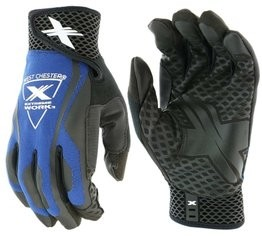 West Chester 89302 Extreme Work™ LocX-On™ Grip Gloves